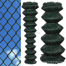 High Quality Diamond Wire Mesh Fence Price/Low Carbon Wire Diamond Mesh Fence/cyclone wire fence price philippines diamond mesh