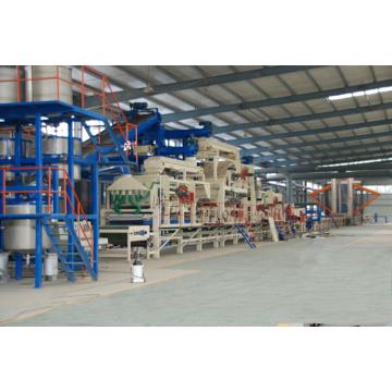 MDF Hersteller Maschine