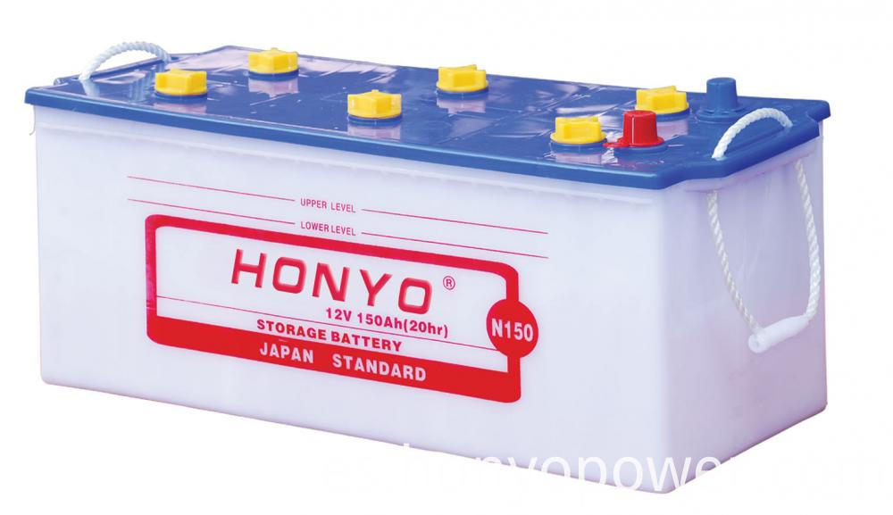 N150 Lead-acid Car Batteries