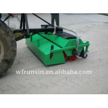 Tractor mounted Road sweeper model RSS120