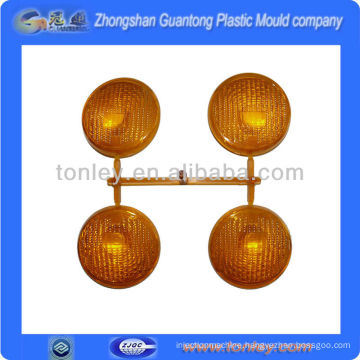 lots of different shape plastic mold lamp injection parts manufacture(OEM)