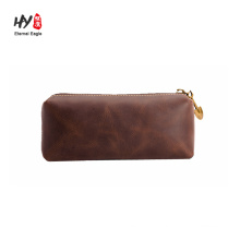 PU sunglass bag leather storage pouch for outdoor travel