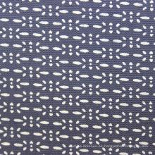 Tela de popelina de algodón de textiles suaves para vestido de mujer