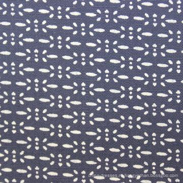 Мягкий текстиль из хлопкового поплина для женского платья