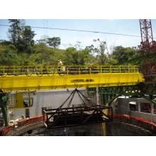 40t Double girder overhead crane