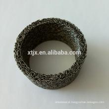 gaxeta espiral da ferida de aço inoxidável (ISO)