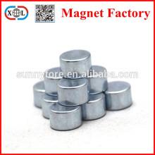 günstigen Preis benutzerdefinierte Kreis Magnet mit Verpackung