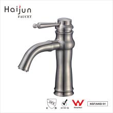 Haijun Productos de calidad Durable acero inoxidable termostático lavabo grifo del lavabo