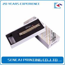Sencai popular watchband packing paper box