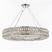 Wholesale customization K9 beautiful crystal chandelier for restaurants