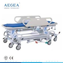 AG-HS021 ward nursing equipment hospital ambulance stretcher for sale