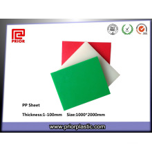 China Factory PP Sheet / Polypropylene Board