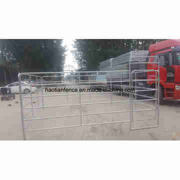 Heavy Duty Horse Corral Panels Metal Horse Fence Panel