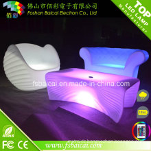 Bar Nightclub Furniture with RGB Color Change LED Light
