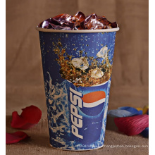 Single Wall Paper Cup for Cola