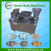 Machine automatique de samosa congelée et machine de moule pour former le samosa / boulette / rouleau de ressort