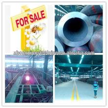 venta caliente de tubos sin soldadura del acero de carbón de Europa