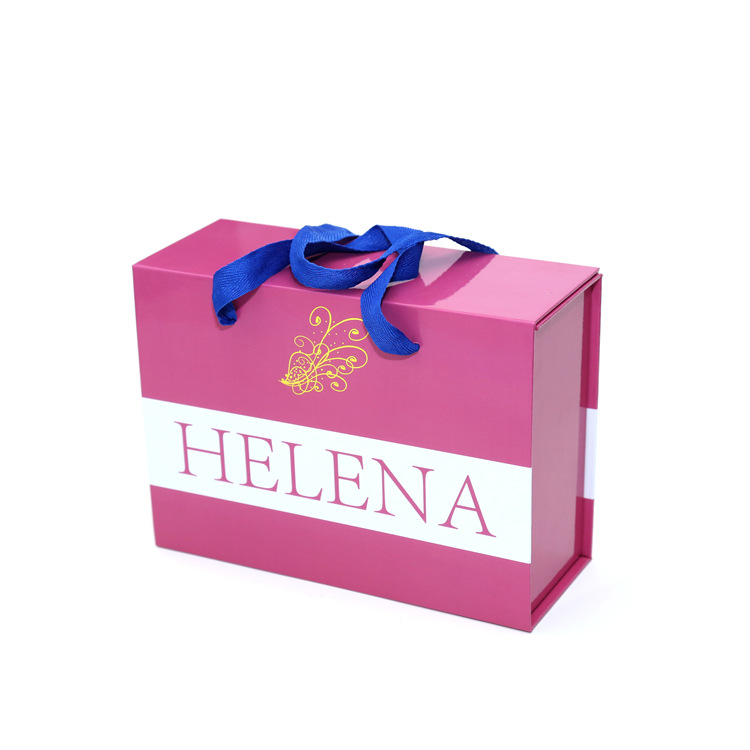 Pink Magnetic Box 5