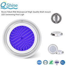 Plastic materials UV dimmable LED pool light