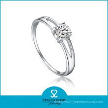 Hot Fashion Latest 925 Silver Ring Design (SH-R0100)