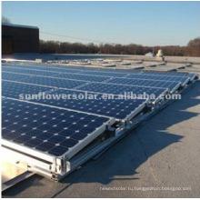 Поликристаллическая панель солнечных батарей