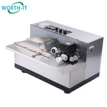 WX380F Solid-ink Batch Expiry Date Coding Machine