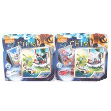 CHIM com blister brinquedos tijolo cartão