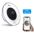 Telecamera wireless IP da 3MP per la sicurezza domestica