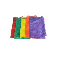 Dapoly high quality customize all colors and sizes manufacturer potato onion 50x80 mesh bag with drawstring