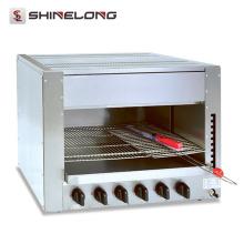 2017 High quality Stainless Steel kitchen equipment gas salamander