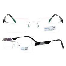 Titanium Rimless Eyeglasses (BJ12-307)