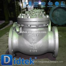 Didtek High Quality Carbon Steel Swing Check Valve
