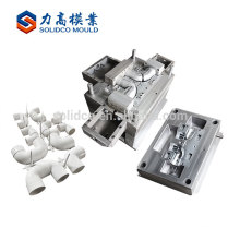 Fashion Design Custom Made Injection Bend Pipe Pp Fitting Mould For Sale