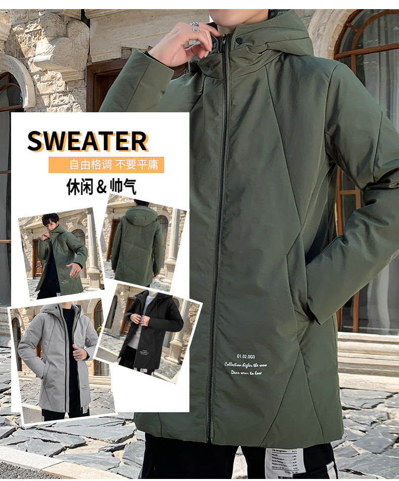 Custom Cotton-padded Coat