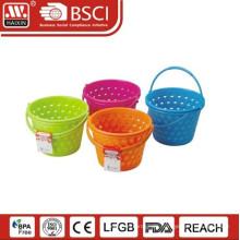 Beliebte handliche Kunststoffkorb