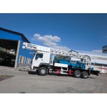 Foreuse de puits d'eau montée sur camion de 300 m