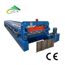 Decking roll membentuk mesin