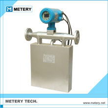 Medidor de fluxo de massa de gás nitrogênio Coriolis