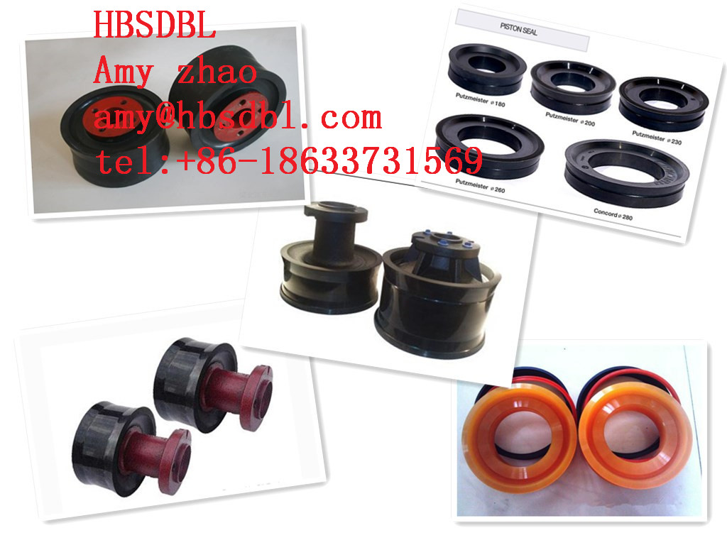 Rubber Piston