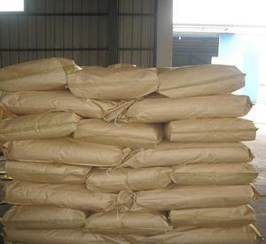 Packing of Xanthan Gum
