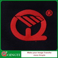 Qingyi besten Preis benutzerdefinierte T-Shirt Herde Wärmeübertragung Kleidung Label