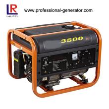 Geradores de gasolina Heavy Duty 2.5kw para uso doméstico Gasolina