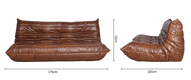 the_Specific_size_of_Vintage_Leather_Togo_Sofa