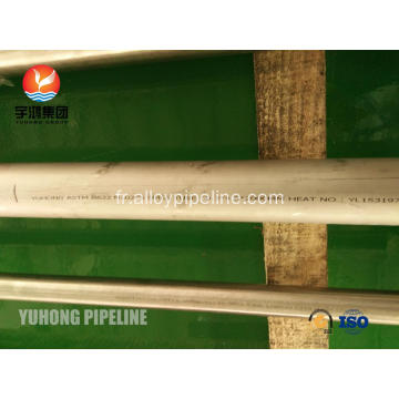 Alliage UNS N10276 Hastelloy C276 Pipe