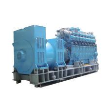Generador de baja y media velocidad