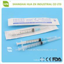 syringes luer lock luer slip made in China