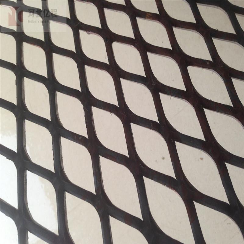 expand metal mesh