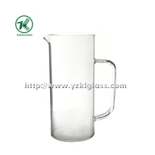 Clear Single Wall Glass Teapot by SGS (kl140218-82)