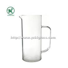 Очистить одностенный стеклянный чайник от SGS (kl140218-82)