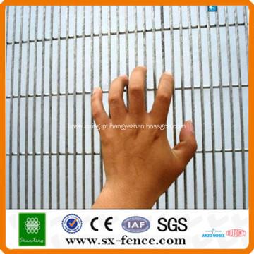 Fabricante profissional ISO9001 Anping Shunxing fábrica 358 cerca de malha de arame